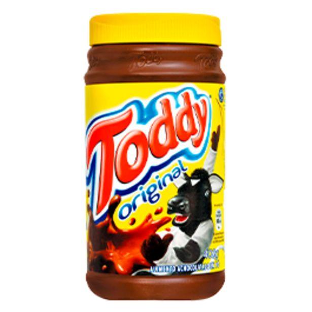 Oferta de Achocolatado em Pó Toddy Original Pote 400g por R$4,99