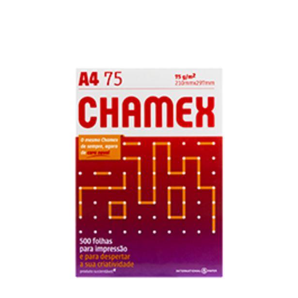Oferta de Papel Branco Sulfite Chamex A4 por R$21,9