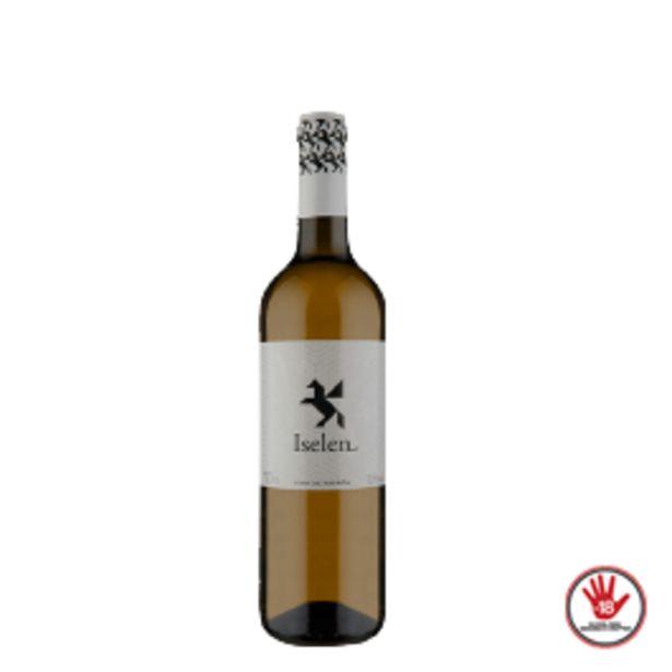 Oferta de Vinho Espanhol Iselen 750mL por R$39,9