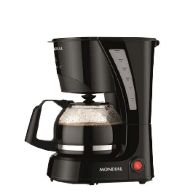 Oferta de Cafeteira Mondial Pratic 17 unidade por R$59,9