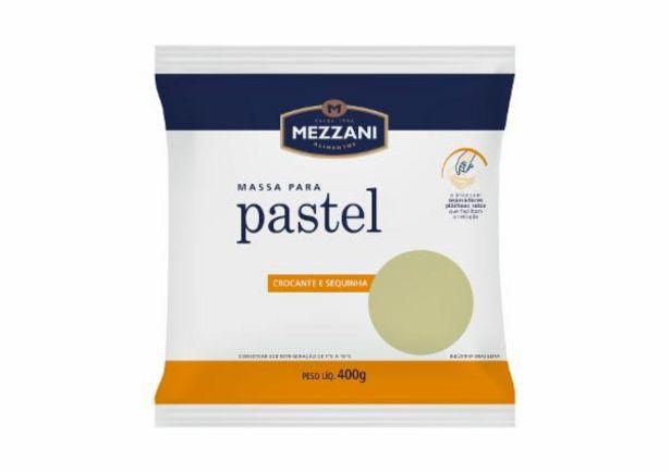 Oferta de Massa Pastel Mezzani 400g Disquinho por R$1,99