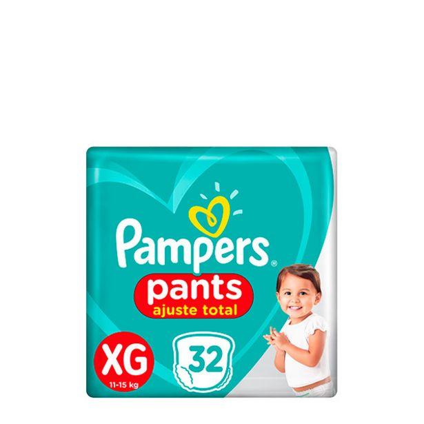 Oferta de Fralda Pampers Pants por R$41,5
