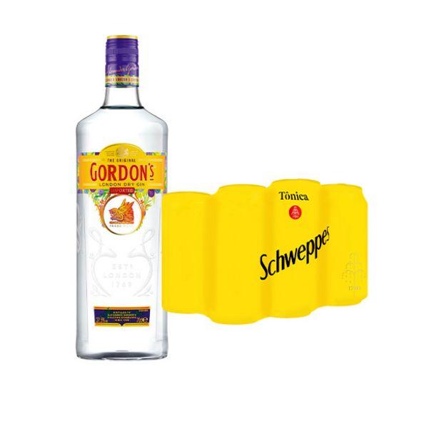 Oferta de Gin Gordon's por R$68,9