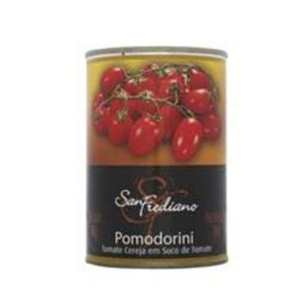 Oferta de Tomate italiano San Frediano Lata 240 g por R$6,12
