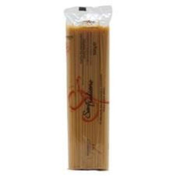 Oferta de Spaghetti San Frediano nº 9  500 g por R$5,94