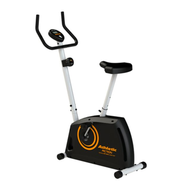 Oferta de Bicicleta Ergométrica Athletic Action por R$1199