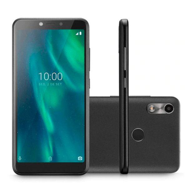 Oferta de Smartphone Multilaser F 32GB Preto por R$479