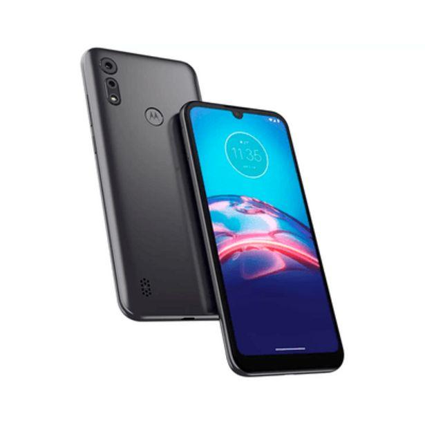 Oferta de Smartphone Motorola E6i 32GB Cinza por R$749