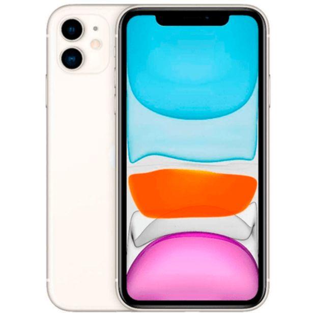 Oferta de IPhone 11 Branco 64GB Apple por R$4599