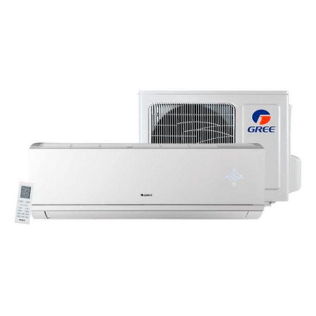 Oferta de Ar Condicionado Inverter D3DB8M 120000BTUs Gree por R$2417,8