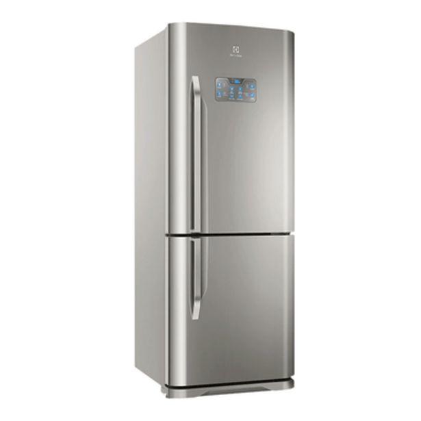 Oferta de Geladeira/Refrigerador Frost Free Bottom Freezer Electrolux 454 Litros DB53X por R$4235,9