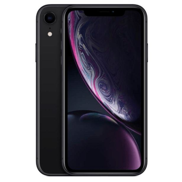 Oferta de IPhone XR 128GB Preto Apple por R$3999