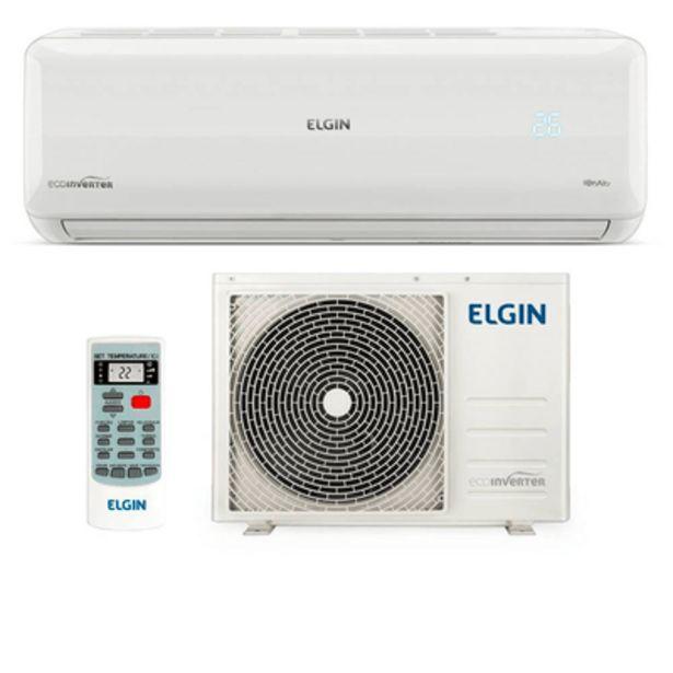 Oferta de Ar Condicionado Inverter 45HVFI 30000 BTUS Elgin por R$4566,8