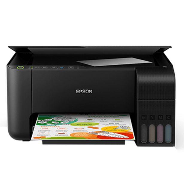Oferta de Impressora Ecotank L3150 Epson por R$1249