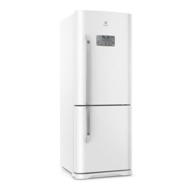 Oferta de Geladeira/Refrigerador Frost Free Bottom Freezer Electrolux 454 Litros DB53 por R$4627,9