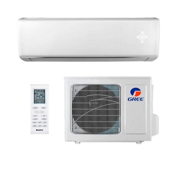 Oferta de Ar Condicionado Split GWC12Q 12000 BTUS Gree 220V por R$1629