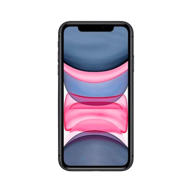 Oferta de IPhone 11 Apple 128GB Preto por R$4899
