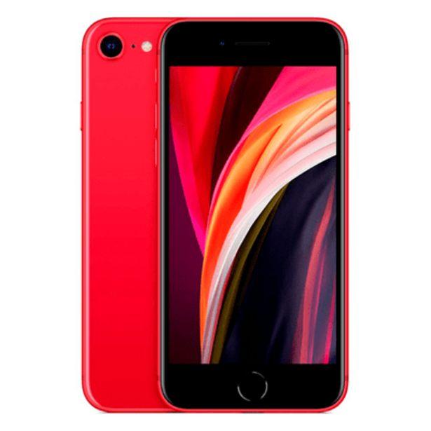 Oferta de IPhone SE 256GB Vermelho Apple por R$3899