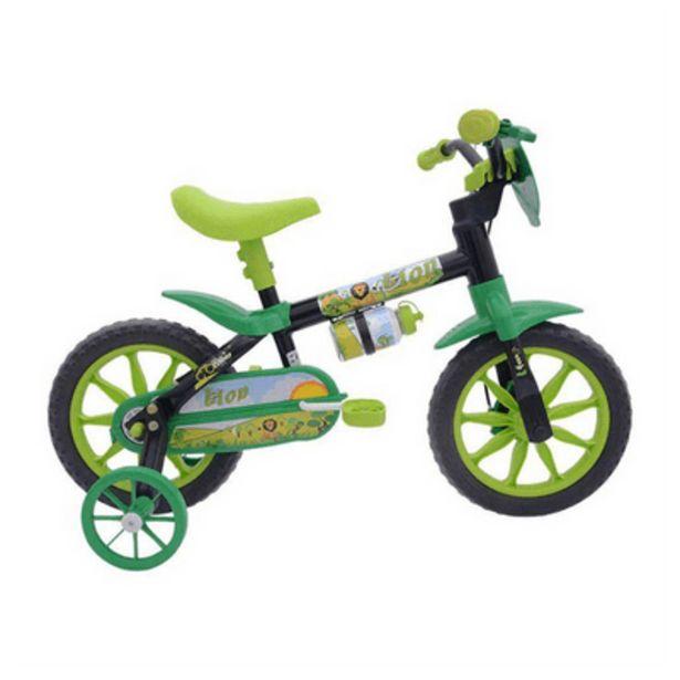 Oferta de Bicicleta Aro 12 Lion Masculina Cairu por R$189