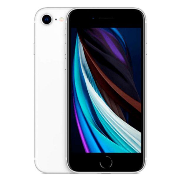 Oferta de IPhone SE 64GB Branco Apple por R$2999
