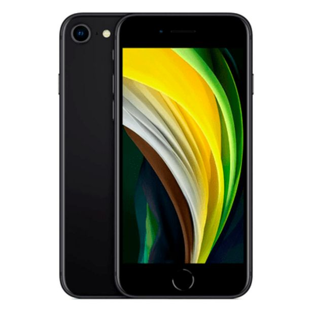 Oferta de IPhone SE 256GB Preto Apple por R$3999