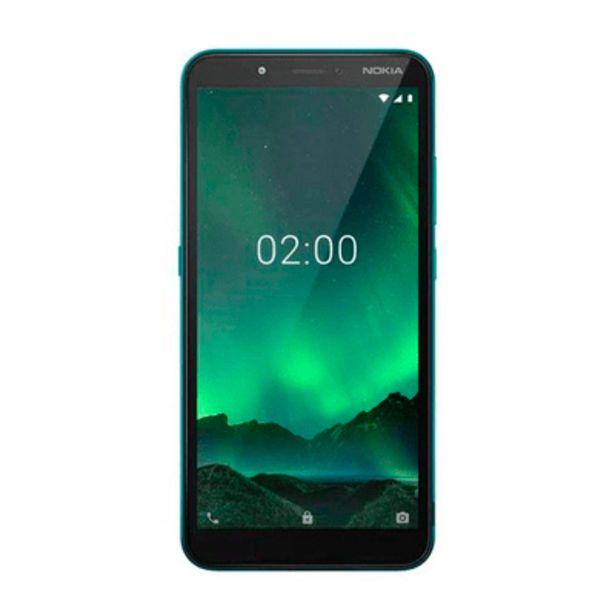 Oferta de Smartphone C2 16GB Nokia Verde por R$749