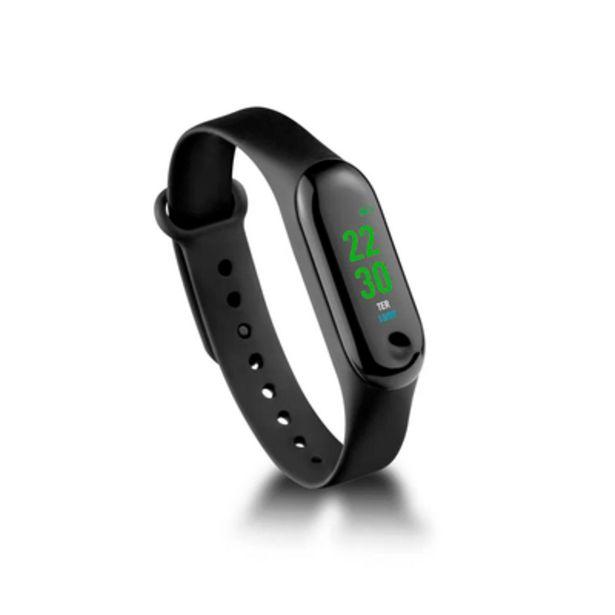 Oferta de Smartwatch Tóquio Preto Multilaser por R$169