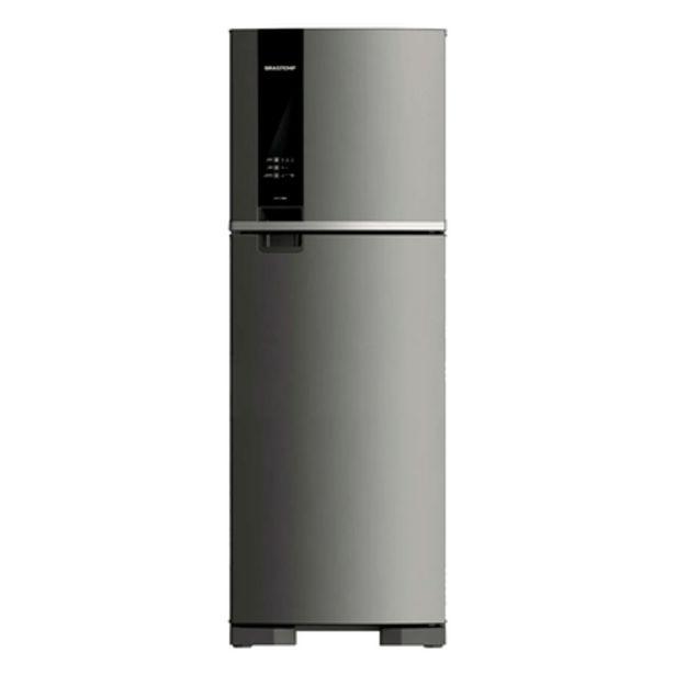 Oferta de Geladeira/Refrigerador Frost Free Duplex 375L Evox BRM45HK Brastemp por R$3299