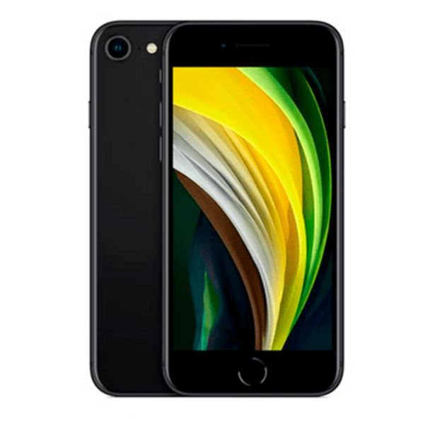 Oferta de IPhone SE 64GB Preto Apple por R$2599