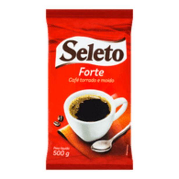 Oferta de Cafe Seleto Extra Forte 500g por R$5,99