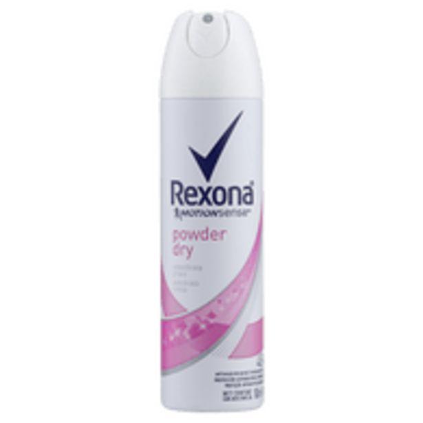 Oferta de Desodorante Roxona Aerosol Power 90g por R$12,98