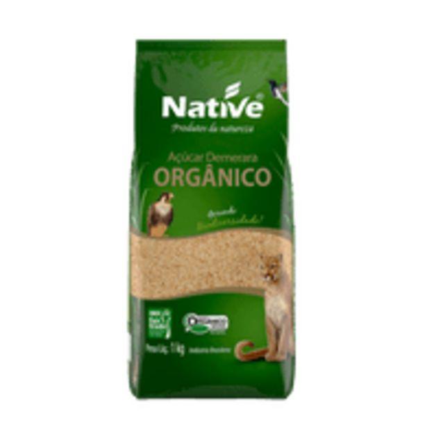 Oferta de Açucar Native Orgânico Dourado 1kg por R$5,48