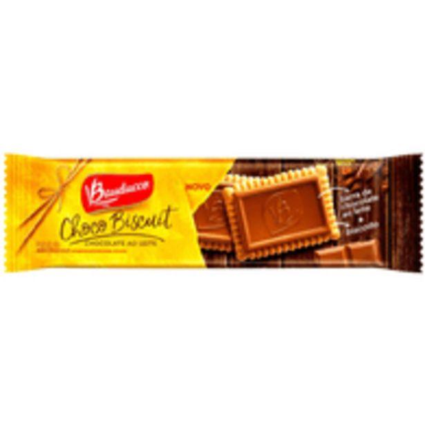 Oferta de Biscoito Biscuit ao Leite Bauducco 80g por R$3,79