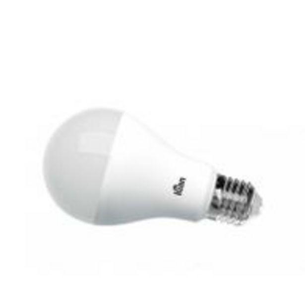 Oferta de Lampada Led Kian A-60 6,0W Biv E-27 6.5k por R$6,9