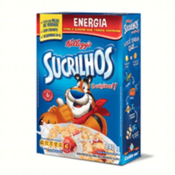 Oferta de Cereal Kelloggs Sucrilhos Original 240g por R$6,99