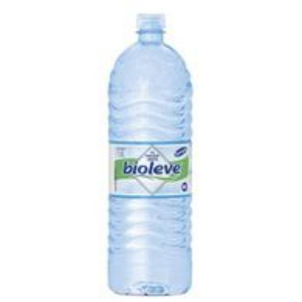 Oferta de Água Mineral Bioleve L Sem Gas 1,5L por R$1,39