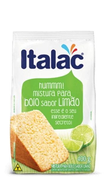 Oferta de Mistura Para Bolo Italac 400g Limão por R$1,99