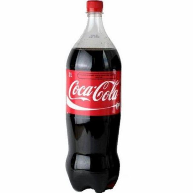 Oferta de Refrigerante Coca Cola 2L por R$6,69