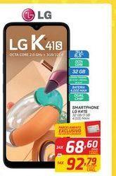 Oferta de Celulares LG por