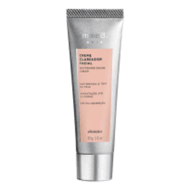 Oferta de Creme Clareador Facial Skin 30g por R$67,9