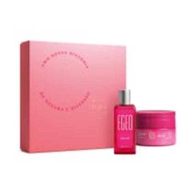 Oferta de Kit Presente Dia das Mães Dolce: Desodorante Colônia 50ml + Merengue Mousse 250g por R$104,9