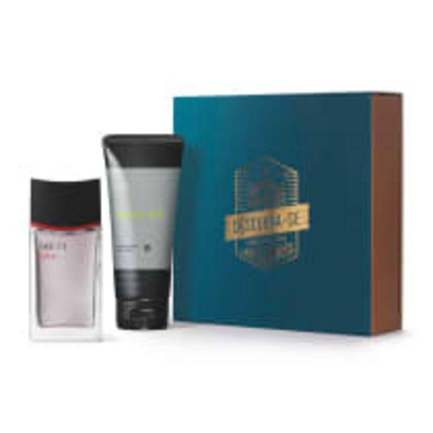 Oferta de Kit Presente Dia dos Pais Galbe: Desodorante Colônia 100ml + Shower Gel 3 em 1 205g por R$114,9