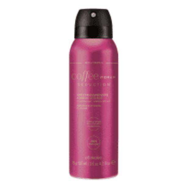 Oferta de Desodorante Antitranspirante Aerosol Woman Seduction, 75g/125ml por R$21,9