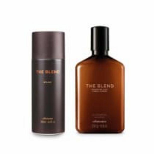 Oferta de Combo The Blend: Shower Gel, 250G + Splash, 200Ml por R$99,9