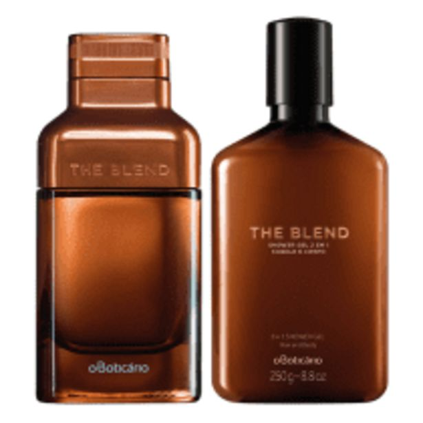 Oferta de Combo The Blend: Eau de Parfum + Shower Gel 2 em 1 por R$312,8