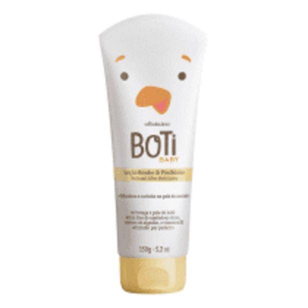 Oferta de Loção Hidratante de Banho e Pós Banho Boti Baby, 150g por R$32,7