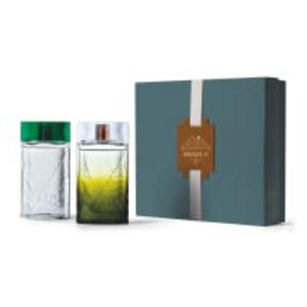 Oferta de Kit Presente Dia dos Pais Desodorante Colônia: 100ml + Reserva 100ml por R$189,9