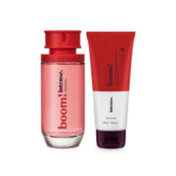 Oferta de Combo Boom!: Desodorante Colônia 50ml + Loção Corporal 200ml por R$83,8