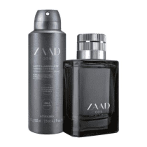 Oferta de Combo Go: Eau de Parfum + Desodorante Antitranspirante Aerossol por R$199,8