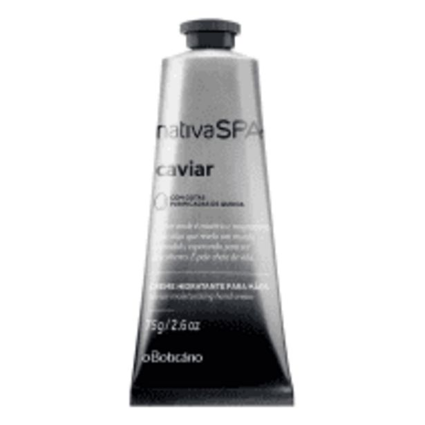 Oferta de Creme Hidratante para Mãos Desodorante Caviar 75g por R$31,9